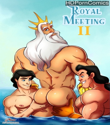 Porn Comics - Royal Meeting 2