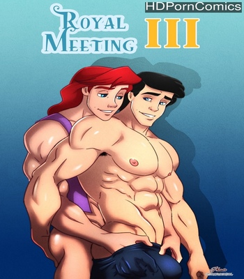 Porn Comics - Royal Meeting 3