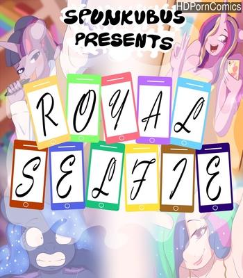 Royal Selfie comic porn