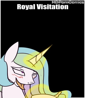 Porn Comics - Royal Visitation