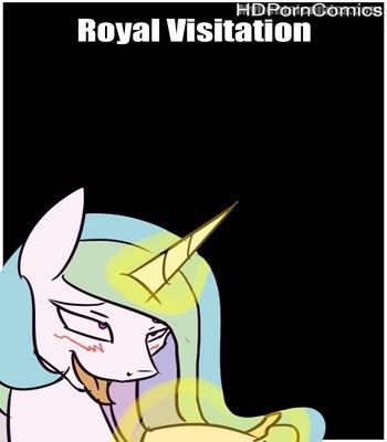 Royal Visitation comic porn thumbnail 001