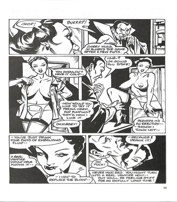 Ruby Shaft's - Tales Of The Unexpurgated 1 comic porn
