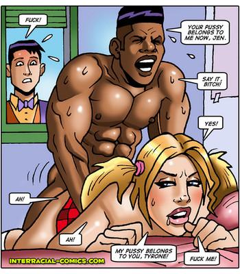 Ruined Date comic porn sex 013
