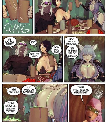Sab 'N' Tay – The Price Of A Meal comic porn sex 026