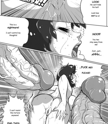 Sacrifice 3 comic porn sex 009