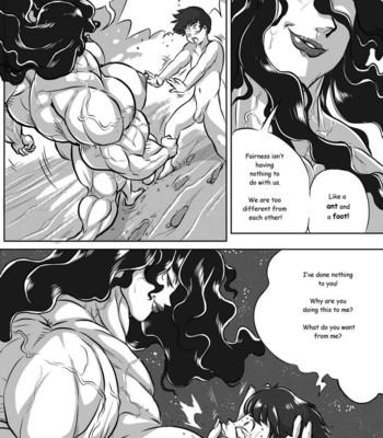 Sacrifice 3 comic porn sex 021