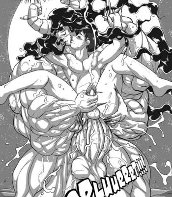 Sacrifice 3 comic porn sex 033
