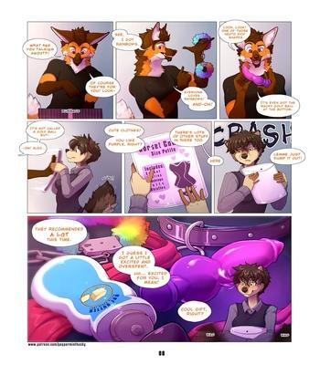 Safeword 9 free sex comic