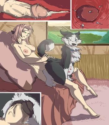 Sakura-And-Dog 3 free sex comic