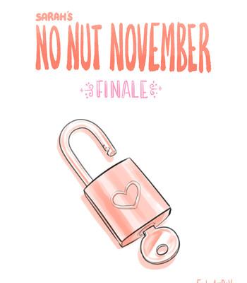 Porn Comics - Sarah's No Nut November 2 – Finale
