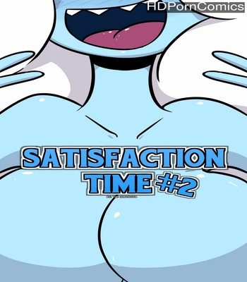 Porn Comics - Satisfaction Time 2
