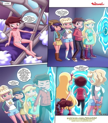 Saving-Princess-Marco 45 free sex comic