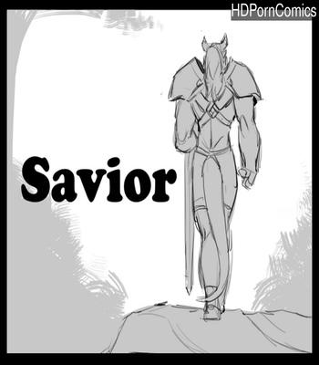 Porn Comics - Savior
