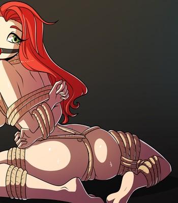 Scarlett Rose Art (MHG Website Mascot) comic porn sex 020