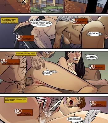 School Daze comic porn sex 002