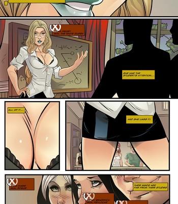 School Daze comic porn sex 003