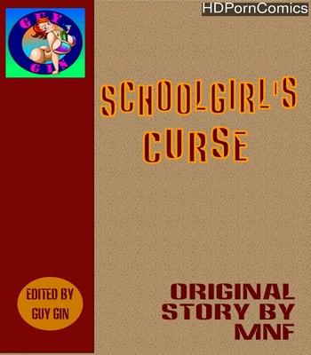 Porn Comics - School Girl Curse 1