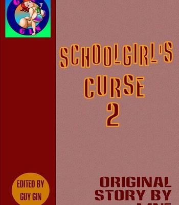 Porn Comics - School Girl Curse 2