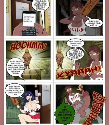 School Girl Curse 2 comic porn sex 003