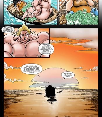 Schooner The Sailor Girl 1 comic porn
