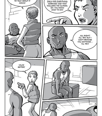 Scrap Trek 2 - Screw My Crew comic porn sex 014
