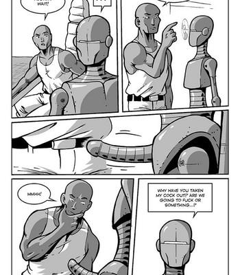 Scrap Trek 2 - Screw My Crew comic porn sex 025