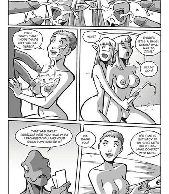 Scrap Trek 2 - Screw My Crew comic porn sex 028