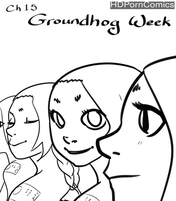 Porn Comics - Scrub Diving 15 – Groundhog Week