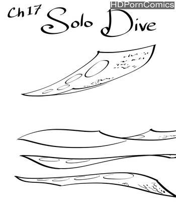 Porn Comics - Scrub Diving 17 – Solo Dive