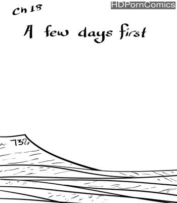 Porn Comics - Scrub Diving 18 – A Few Days First
