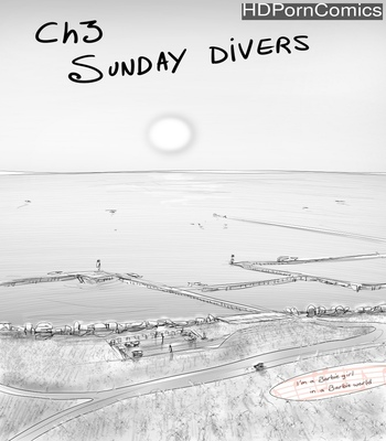 Porn Comics - Scrub Diving 3 – Sunday Drivers