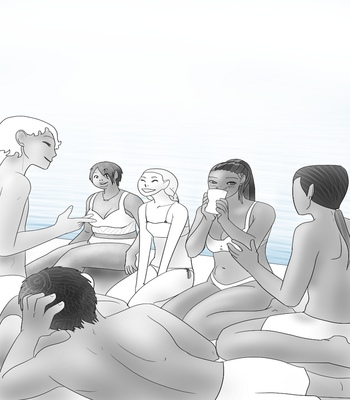 Scrub Diving 3 - Sunday Drivers comic porn