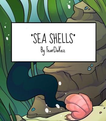 Porn Comics - Seashells