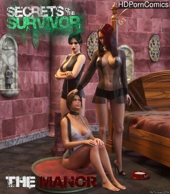Porn Comics - Secrets Of The Survivor 2