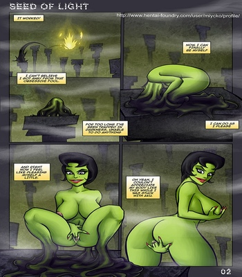 Seed-Of-Light 3 free sex comic