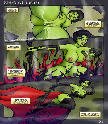Seed-Of-Light 4 free sex comic