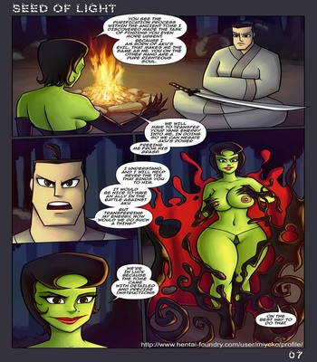 Seed-Of-Light 8 free sex comic