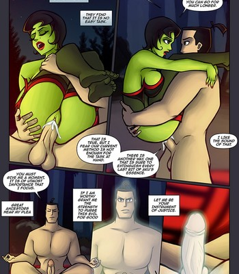 Seed-Of-Light 11 free sex comic
