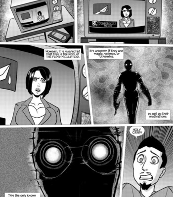 Serial – A Bay City Horror Short comic porn sex 002