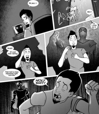 Serial – A Bay City Horror Short comic porn sex 003