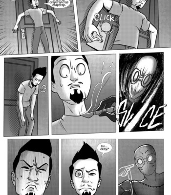 Serial – A Bay City Horror Short comic porn sex 004