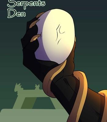 Porn Comics - Serpent's Den