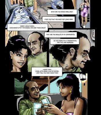 Sex Droids comic porn sex 007