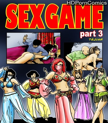 Porn Comics - Sex Game 3