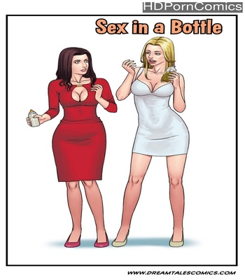 Porn Comics - Sex In A Bottle 1