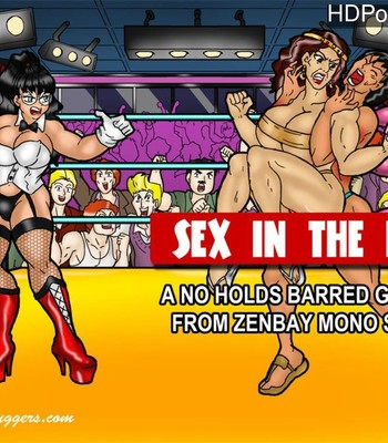 Porn Comics - Sex In The Ring