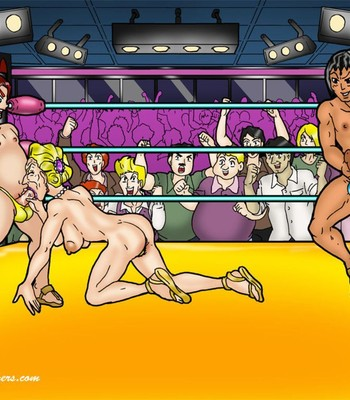 Sex In The Ring comic porn sex 003