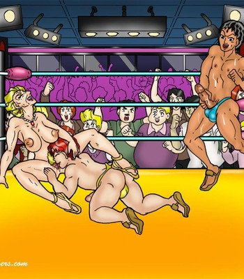 Sex In The Ring comic porn sex 005