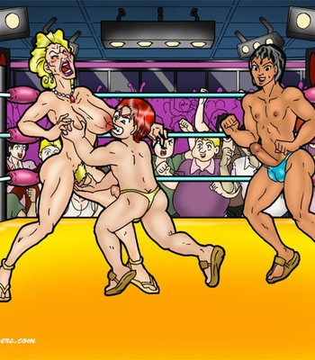 Sex In The Ring comic porn sex 008
