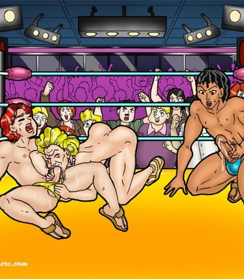 Sex In The Ring comic porn sex 010